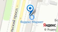 Компания Азбука комфорта на карте