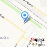 Компания Максима на карте Твери