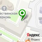Местоположение компании Русская старина