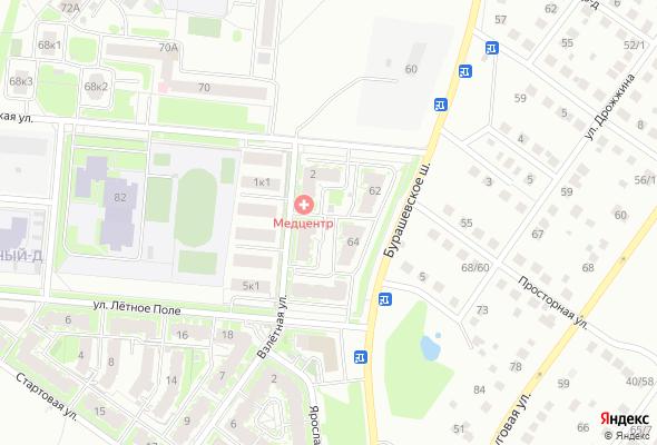 жилой комплекс Солнечный
