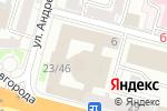 Схема проезда до компании Министерство здравоохранения Тверской области в Твери