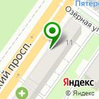 Местоположение компании Ковры