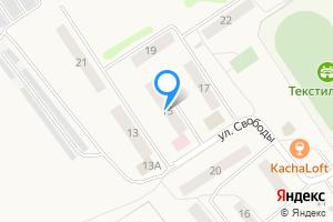Снять двухкомнатную квартиру в Волоколамске Московская область, улица Свободы, 15
