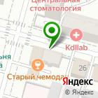 Местоположение компании Антикварный салон