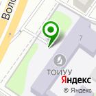 Местоположение компании Тверской областной институт усовершенствования учителей