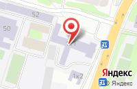 Схема проезда до компании Печать-Сервис в Твери
