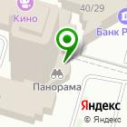 Местоположение компании Амедиа-Тверь
