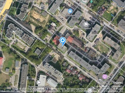 Сдается 3-комнатная квартира, 78 м², Тверь, улица Малая Самара, 7