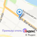 Адвокатский кабинет Веселовой Н.А. на карте Твери