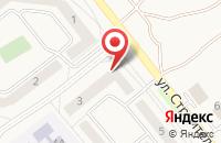 Схема проезда до компании Магазин товаров для рыбалки в Товарково