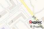 Схема проезда до компании Газэнергобанк в Товарково