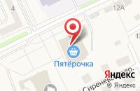 Схема проезда до компании Магазин отделочных материалов в Товарково