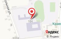 Схема проезда до компании Ленинская школа Октябрьского района в Прямицыно
