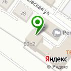 Местоположение компании Реставрация-Групп