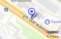 Схема проезда до компании ПТФ БИЗНЕС-ТЕХНОЛОГИИ в Твери