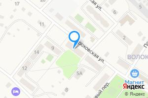 Снять однокомнатную квартиру в Волоколамске Пороховская улица, 7