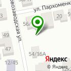 Местоположение компании ЛААРС