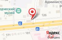 Схема проезда до компании АЛЕКС-ГРУПП в Прямицыно