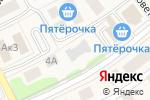 Схема проезда до компании ЭКМА-РОСТ в Товарково