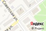 Схема проезда до компании ТелКомСеть в Товарково