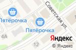 Схема проезда до компании Товарковский в Товарково