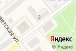 Схема проезда до компании ВИКА в Товарково