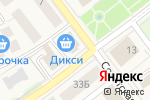 Схема проезда до компании Магазин игрушек в Товарково