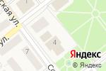 Схема проезда до компании ДЛЯ ТЕБЯ и всей семьи в Товарково