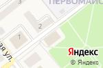Схема проезда до компании Терем в Товарково