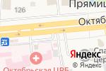 Схема проезда до компании Курский Аптечный склад в Прямицыно