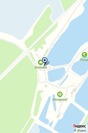 ИХТИОЛОГ на карте Волоколамска