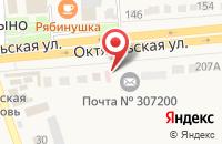 Схема проезда до компании Аптека в Прямицыно