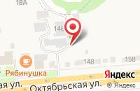 Схема проезда до компании Мастерская по изготовлению ритуальных принадлежностей в Прямицыно
