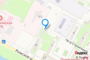 Однокомнатная квартира в Волоколамске Московская область, проезд Строителей, 7