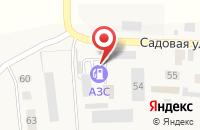 Схема проезда до компании Шиномонтаж в Прямицыно