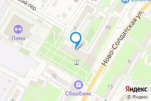 Однокомнатная квартира в Волоколамске Московская область, Ново-Солдатская улица, 8