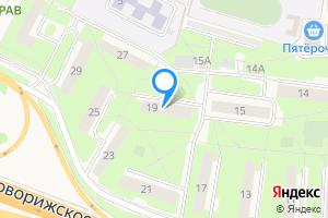 Сдается однокомнатная квартира в Волоколамске Рижское шоссе, 19