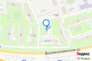 Снять комнату в двухкомнатной квартире в Волоколамске Школьная улица, 15