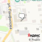 Магазин салютов Волоколамск- расположение пункта самовывоза