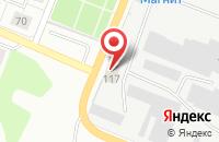 Схема проезда до компании Тверской комбинат строительных материалов №2 в Твери