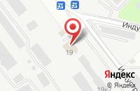 Схема проезда до компании Тверь-Спецбланк в Твери