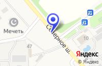 Схема проезда до компании СТРОИТЕЛЬНАЯ ОРГАНИЗАЦИЯ ДОРПРОГРЕСС в Волоколамске