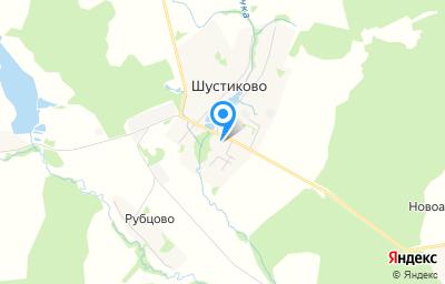 Местоположение на карте пункта техосмотра по адресу Московская обл, г Наро-Фоминск, д Шустиково