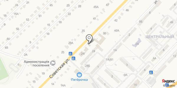 Родное село. Схема проезда в Знаменке