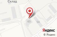 Схема проезда до компании ФСТ в Полотняном Заводе