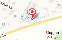 Схема проезда до компании Волоколамская Строительная Компания в Волоколамске