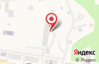 Схема проезда до компании Исправительная колония №3 в Товарково