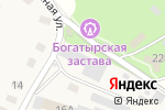 Схема проезда до компании Магазин стройматериалов в Знаменке