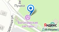 Компания Знаменская богатырская застава на карте