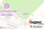 Схема проезда до компании В гостях у Змея Горыныча в Знаменке